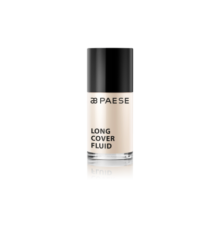 Fond de ten cu efect de lunga durata - LONG COVER FLUID FOUNDATION 02 Natural