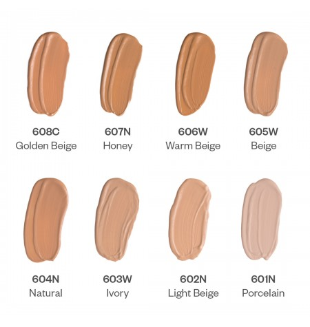 Unique matt foundation- 30 ml