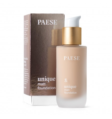 Unique matt foundation 602N- 30 ml