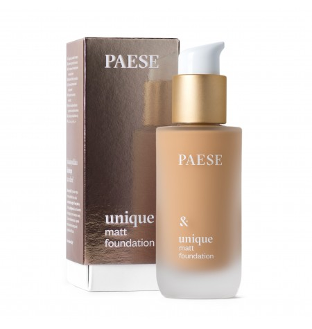 Unique matt foundation 606W- 30 ml