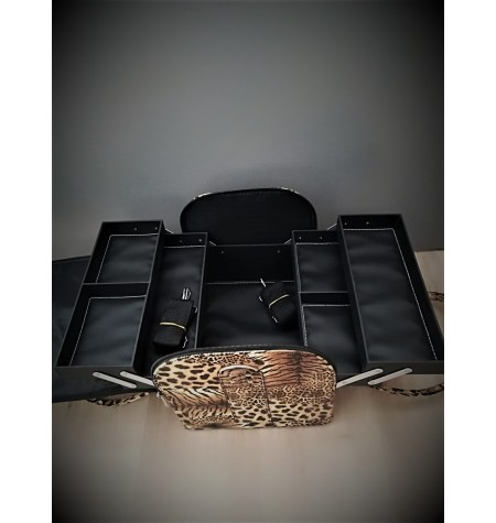 Beauty Case Paese-Animal Print Limited Edition