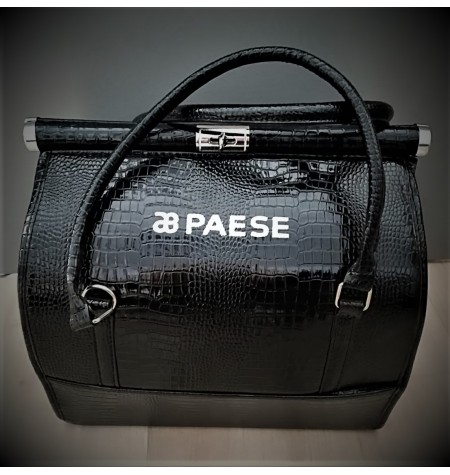 Beauty Case Paese- Black -Limited Edition