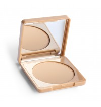 Long Cover Powder-Pudra compacta cu ulei de argan