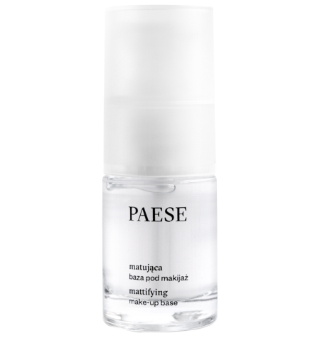 PAESE Mattifying Make-up Base – Baza pentru machiaj matifianta 15ml