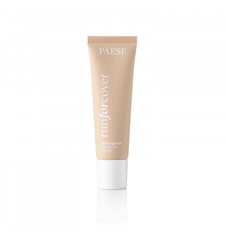 Run for cover 12h longwear foundation SPF10