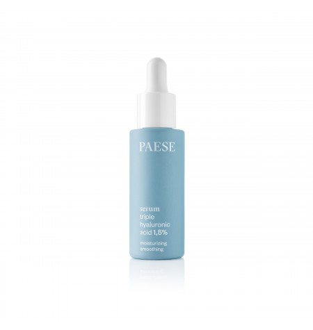 Serum Triple Hyaluronic Acid 1,5% – Ser cu acid hialuronic triplu 1,5% 30ml