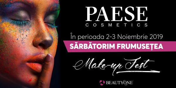 PAESE AT MAKE-UP FEST 2019