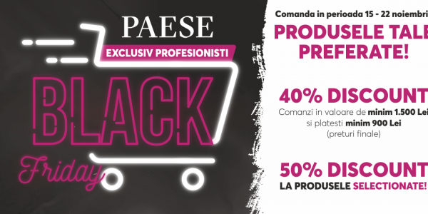 CAMPANIE BLACK FRIDAY 2019